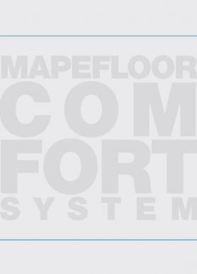 MAPECOMFORT grīdas pārklājumu sistēmas