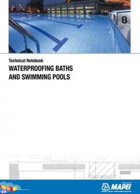 Baseinu hidroizolēšana - tehniskā rokasgrāmata