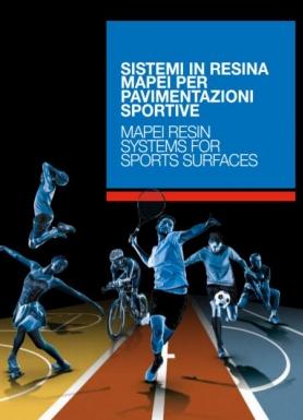 Sporta pārklājumu brošūra - MAPEI Sports Tehnology