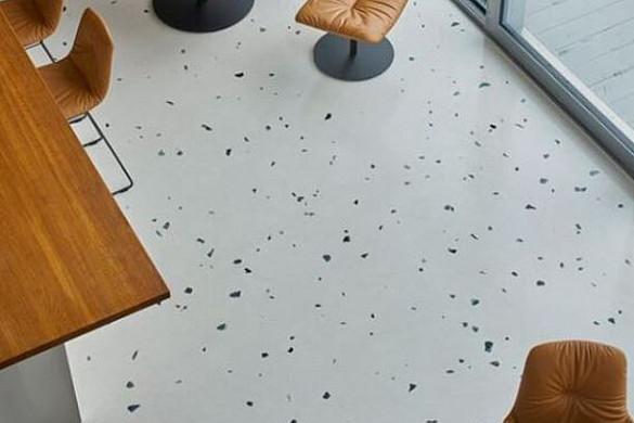 Dekoratīvas un izturīgas grīdas