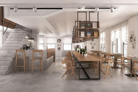 Dizaina tendence – dekoratīvās betona grīdas!