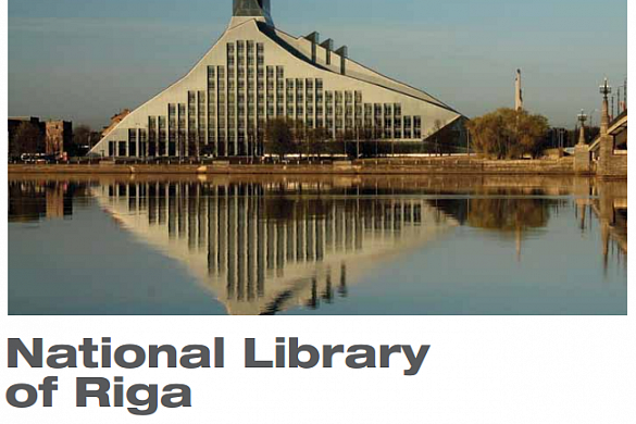 Par Latvijas Nacionālo Bibliotēku - jaunākajā Realta Mapei žurnāla numurā!