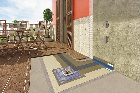 Raksturīgākās kļūdas izbūvējot balkonus un jumta terases