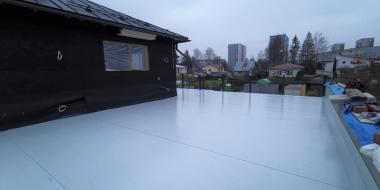 Jumta terases hidroizolācija