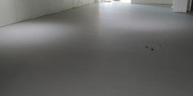 Poliuretāna grīdas pārklājums - saldētu ogu ražotne