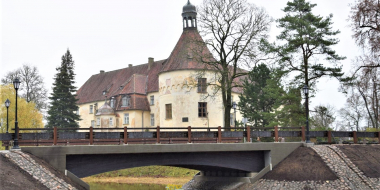 Kokbetona konstrukcijas tilts
