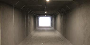 """A/C A2 Rīga-Sigulda-Igaunijas robeža (pie """"Sēnītes"""") gājēju tuneļu rekonstrukcija."""