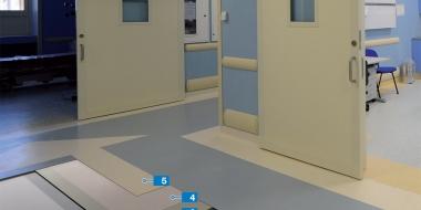 Linoleja seguma izveide uz betona pamatnes