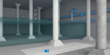 Purtop 1000 Aqua: Augstas elastības poliuretāna membrāna izmantošanai dzeramā ūdens sistēmās