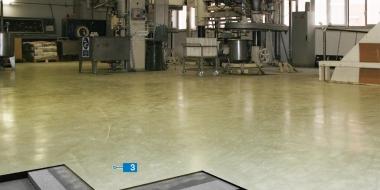 Mapefloor CPU/MF: Poliuretāna-cementa pārklājums ar augstu izturību pret ķīmiskām vielām