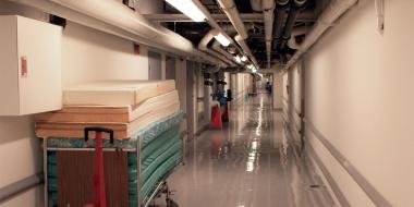 Mapefloor EP C: Epoksīda krāsa noliktavām un rūpniecības telpām
