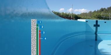 Mapecoat EP Pool: Epoksīda bāzes pārklājums baseiniem