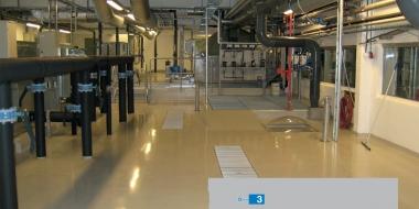 Mapefloor EP SL: Epoksīda pārklājums (ar gludu virsmu) izmantošanai tehniskajās telpās