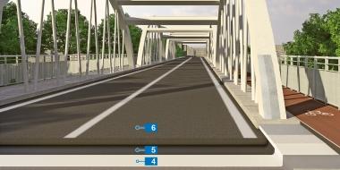 Purtop 400 M System Deck - Hibrīda poliuretāna membrāna tiltiem